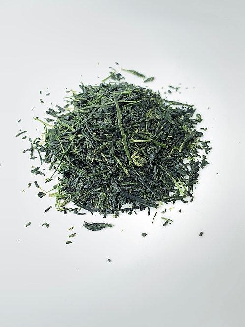 Organic Kagoshima Sencha 。有機鹿児島知覧茶