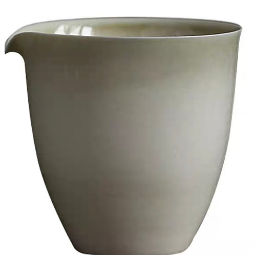 Beige Tea Jar |青灰公道杯