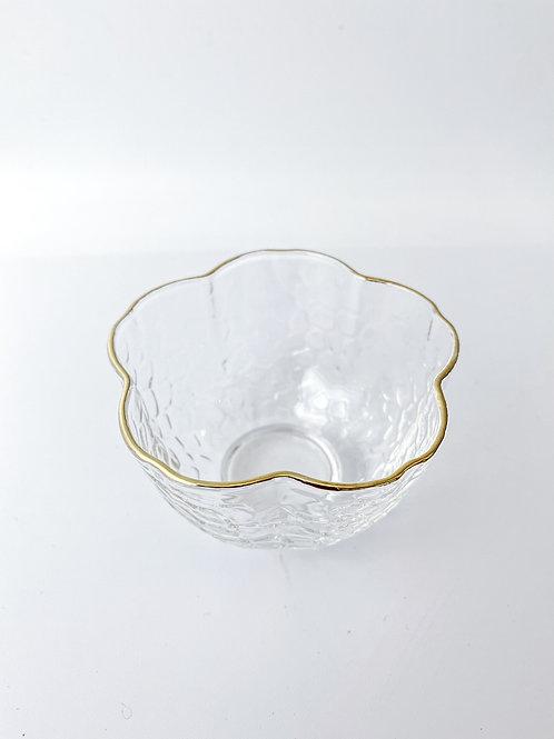 Sakura Glass Tea Cup。櫻花玻璃茶杯