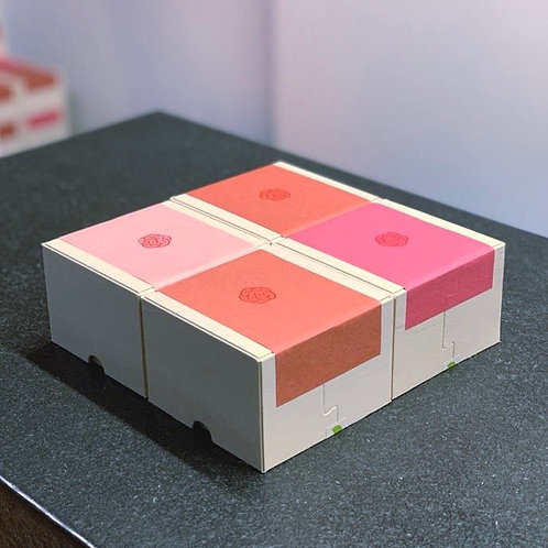Assorted Tea Capsules Gift Set。小茶罐禮盒裝