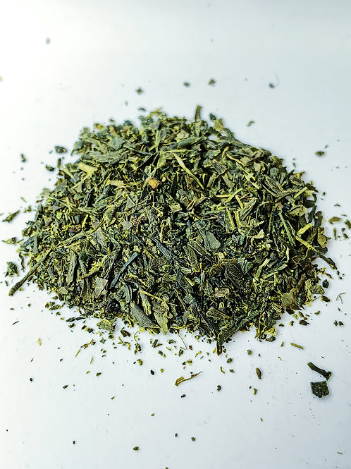 Kagoshima Yutaka-Midori Sencha。鹿兒島豐綠煎茶