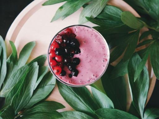 Nourishing CBD Smoothie [RECIPE]
