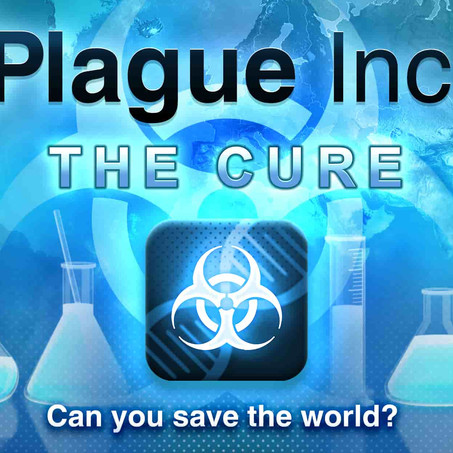 Plague Inc Launched A New Mode Called The Cure