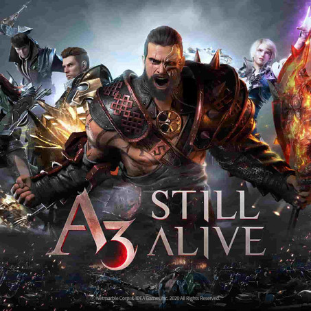 A3: Still Alive Sees Over One Million Downloads In First Week Of Launch