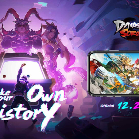 YOOZOO's Dynasty Scrolls Launches Worldwide