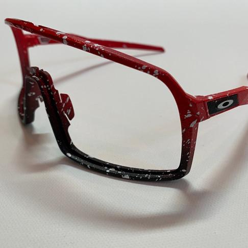"""Lunette """"Oakley"""" custom..."""