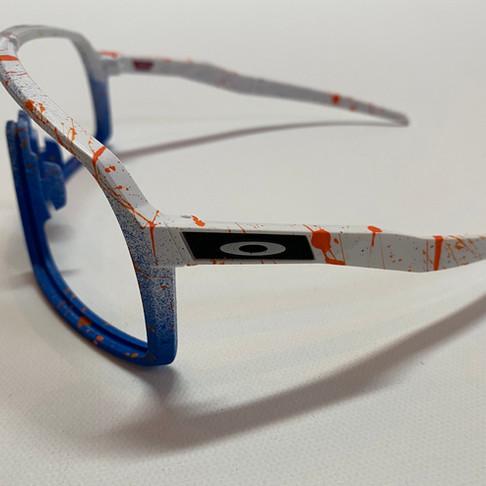 Monture de lunette personnalisée