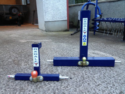 Large and Small 3PL tow bar