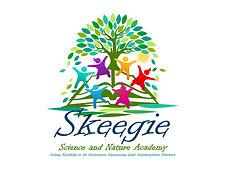 Skeegie Science and Nature Academy Logo.