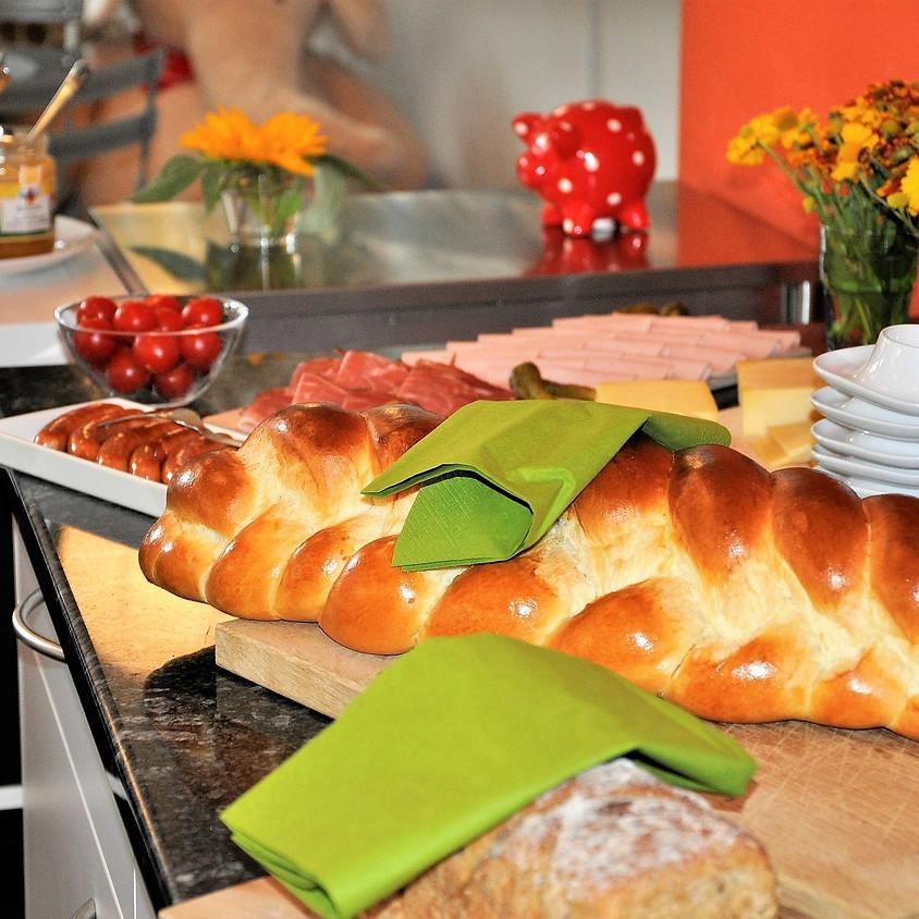Uitgebreid ontbijt voor vrijgezellen in Gent