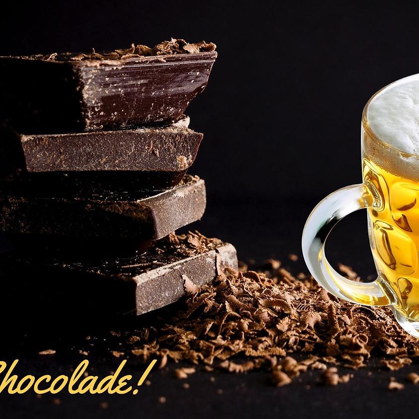 Bier en chocolade – smaakt hemels! (Leeftijd vanaf 50jaar)