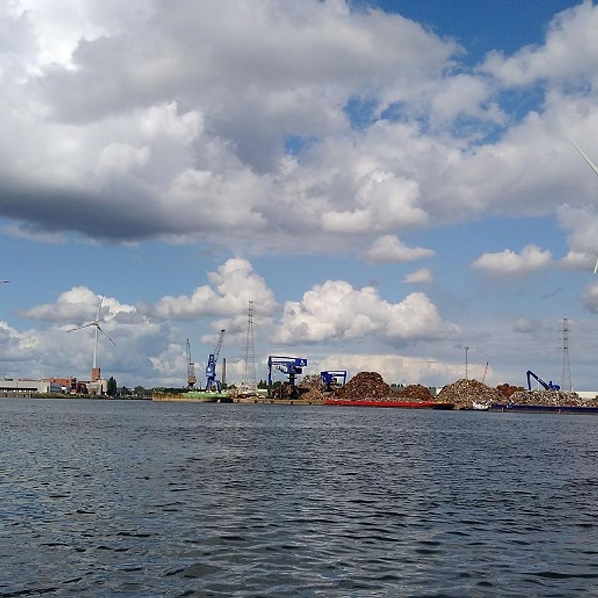 Rondvaart van Gent naar Terneuzen