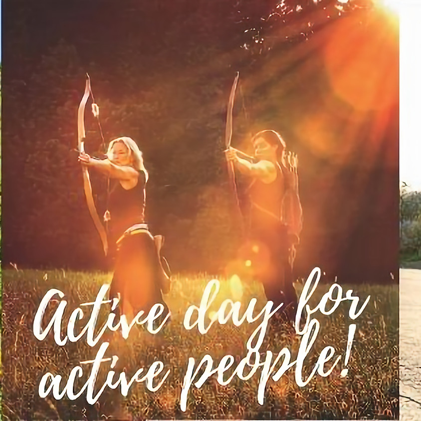 Active day for active singles!