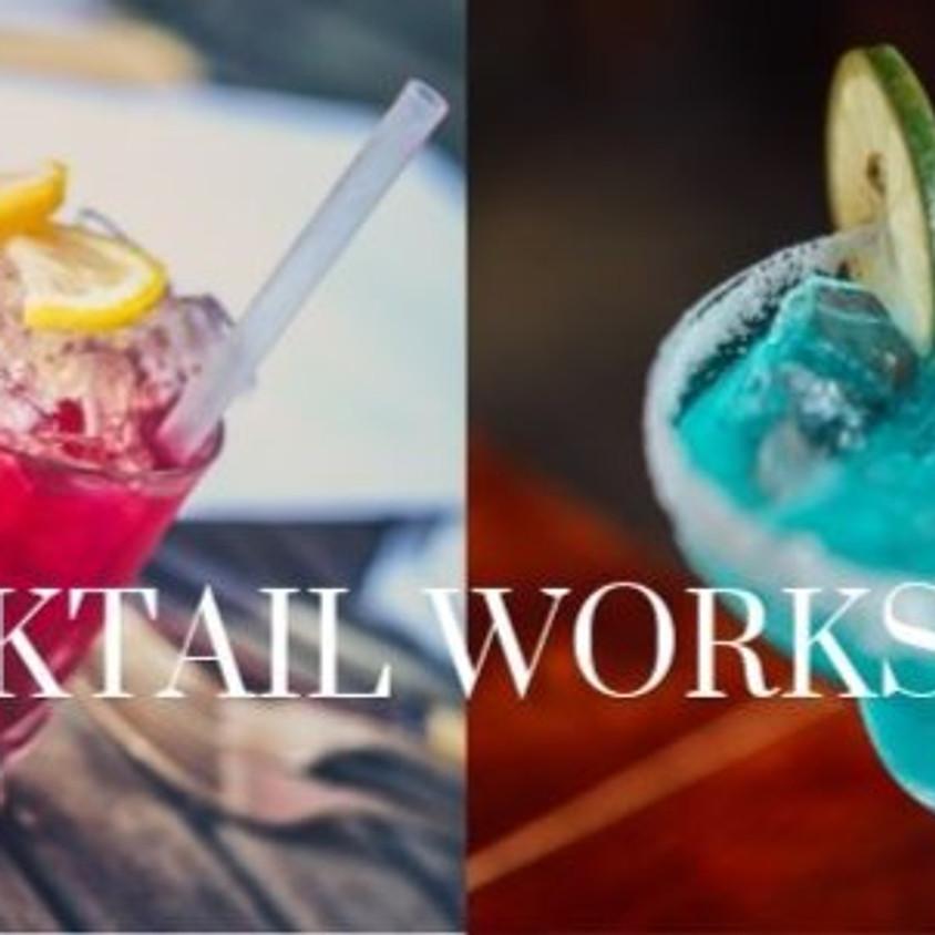 Cocktail workshop in Gent (leeftijd 45-55j)