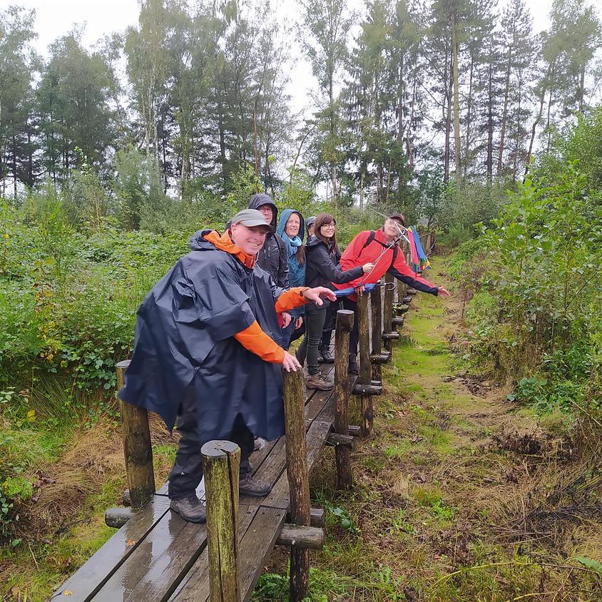 Wandeling doorheen het Land van Stille Waters – Graafschap Bornem, 12km met een tussenstop.