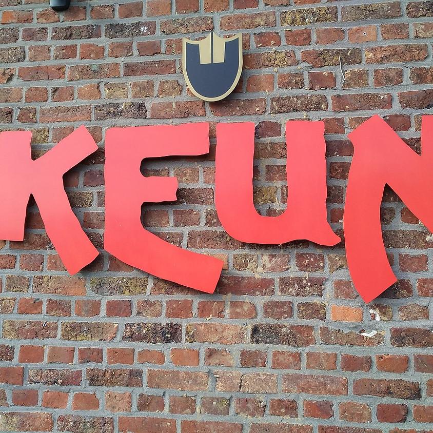 Bezoek bierbrouwerij met een degustatie en wandeling in het Muziekbos