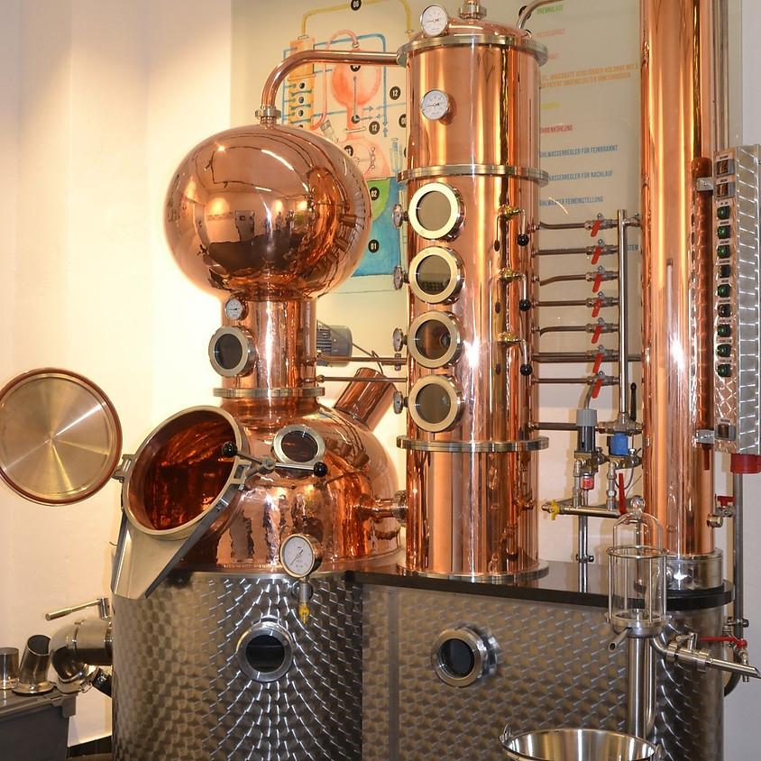 Bezoek met degustatie bij Filliers Distillery