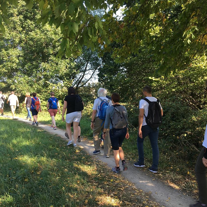 Trage wegen van het Waasland 16km, sportieve wandeling