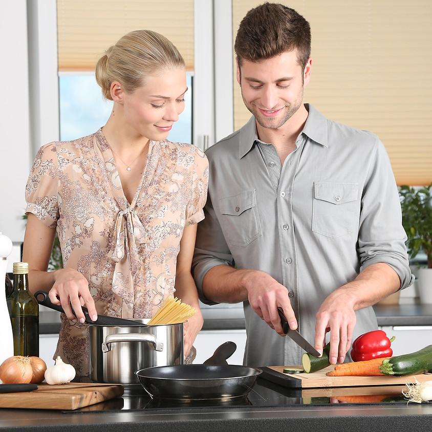 Kookworkshop - samen gezellig kokkerellen.  Paasbrunch