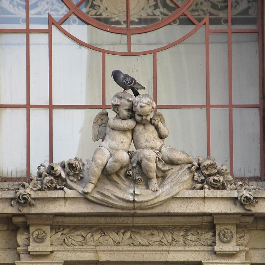 Met Cupido door Kortrijk - wandeling met gids
