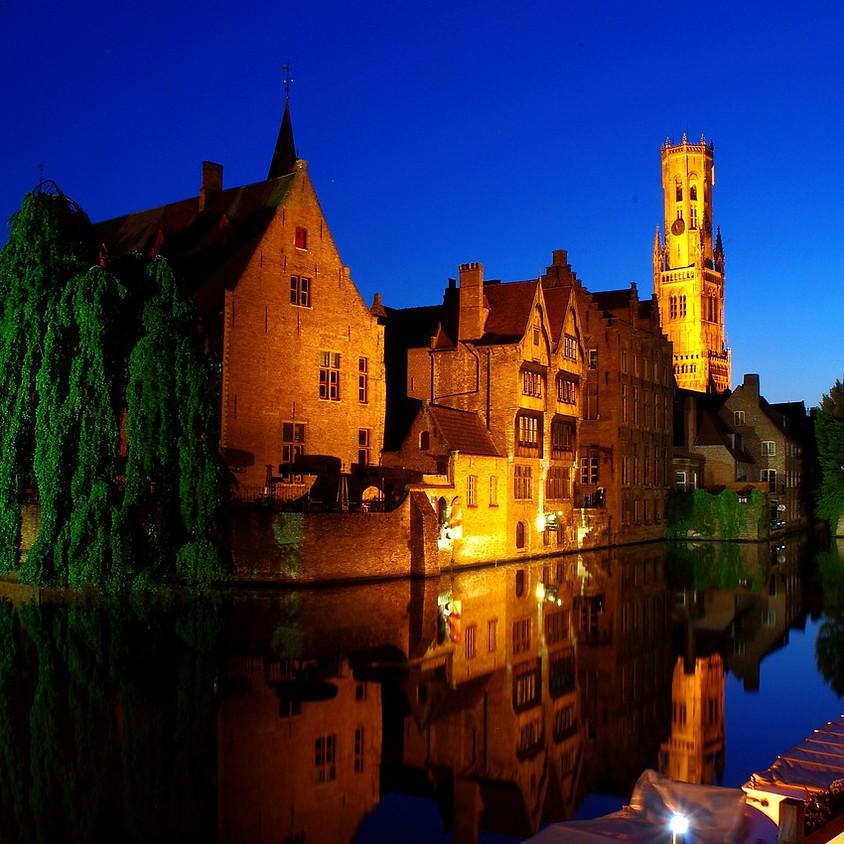 To the dark side of Bruges... wandeling met gids - geannuleerd