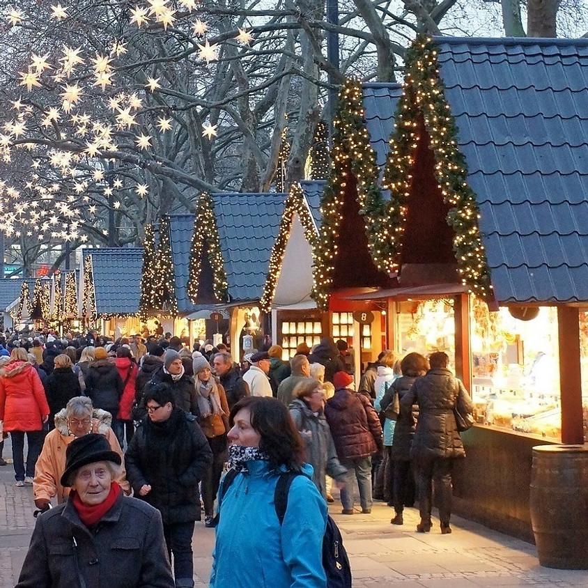 Kerstwandeling voor vrijgezellen in Gent (LEEFTIJD TUSSEN 26 EN 44J)