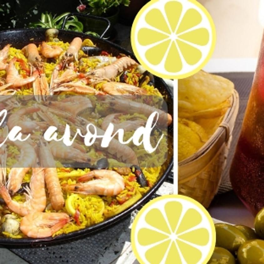 Paella Avond olé olé (1)