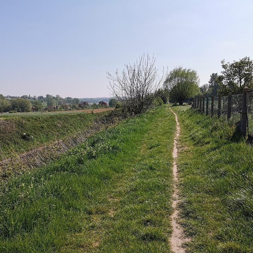 Heldergem: Voetwegels door het oude land van Haaltert - 18.5 km