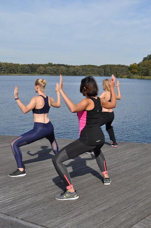 Yoga oefenining