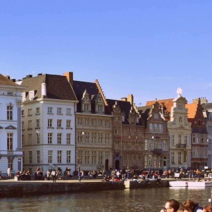 Belevingswandeling: De nachtwacht van Gent