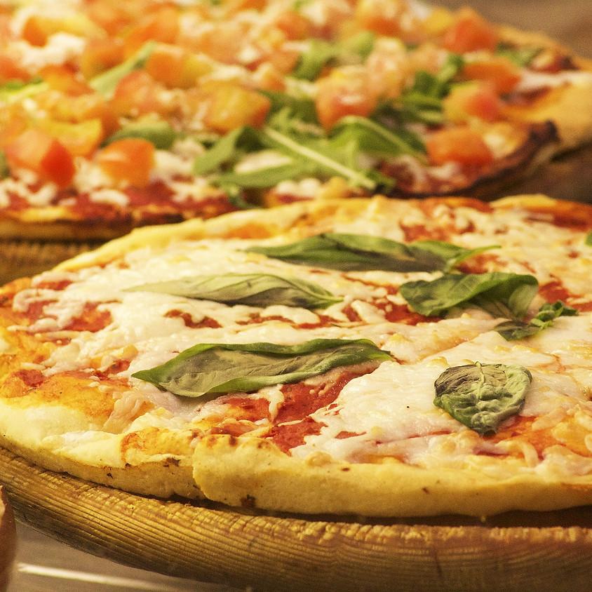 Pizza night in Brugge