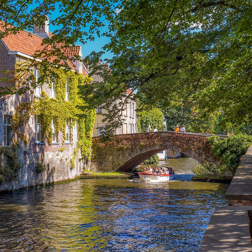 Wandeling - Verborgen hoekjes in Brugge