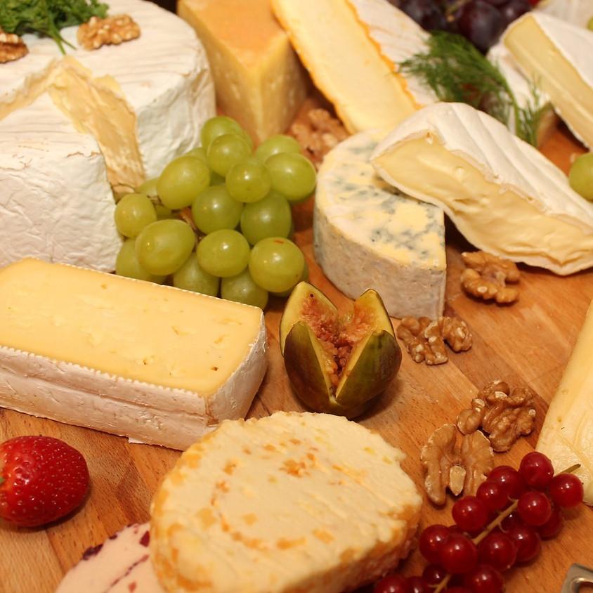 Kaas en wijnavond met bezoek aan rijpingscellen in Oudenaarde