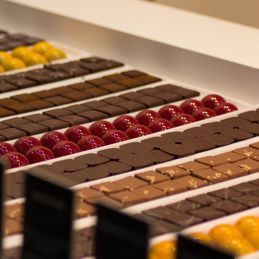 Magische wereld van Chocolade ontdekken in Sint-Niklaas