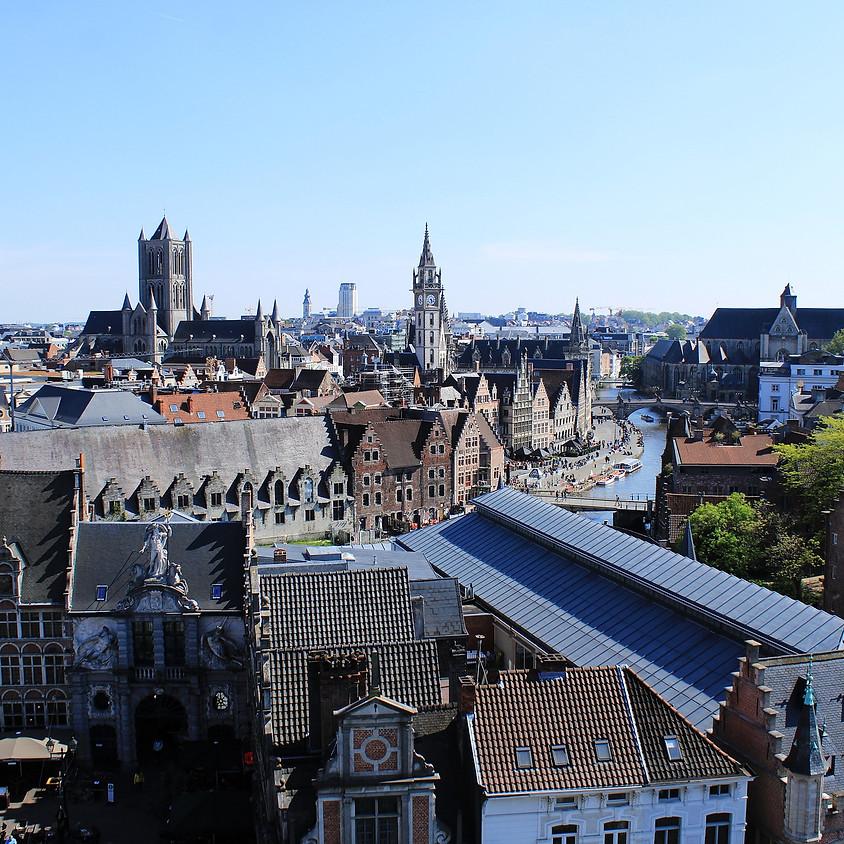 Culturele uitstap voor vrijgezellen in Gent