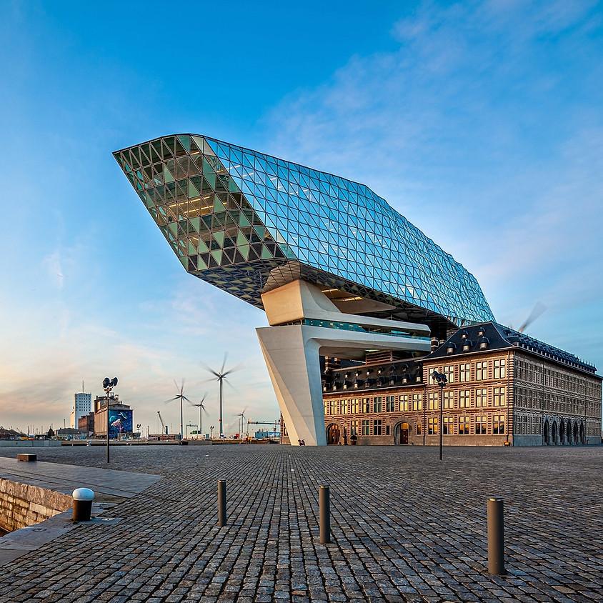 Historische wandeling door bekoorlijke steegjes in Antwerpen - coronaproof