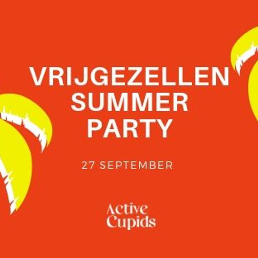 Vrijgezellen Summer party in Gent met buffet