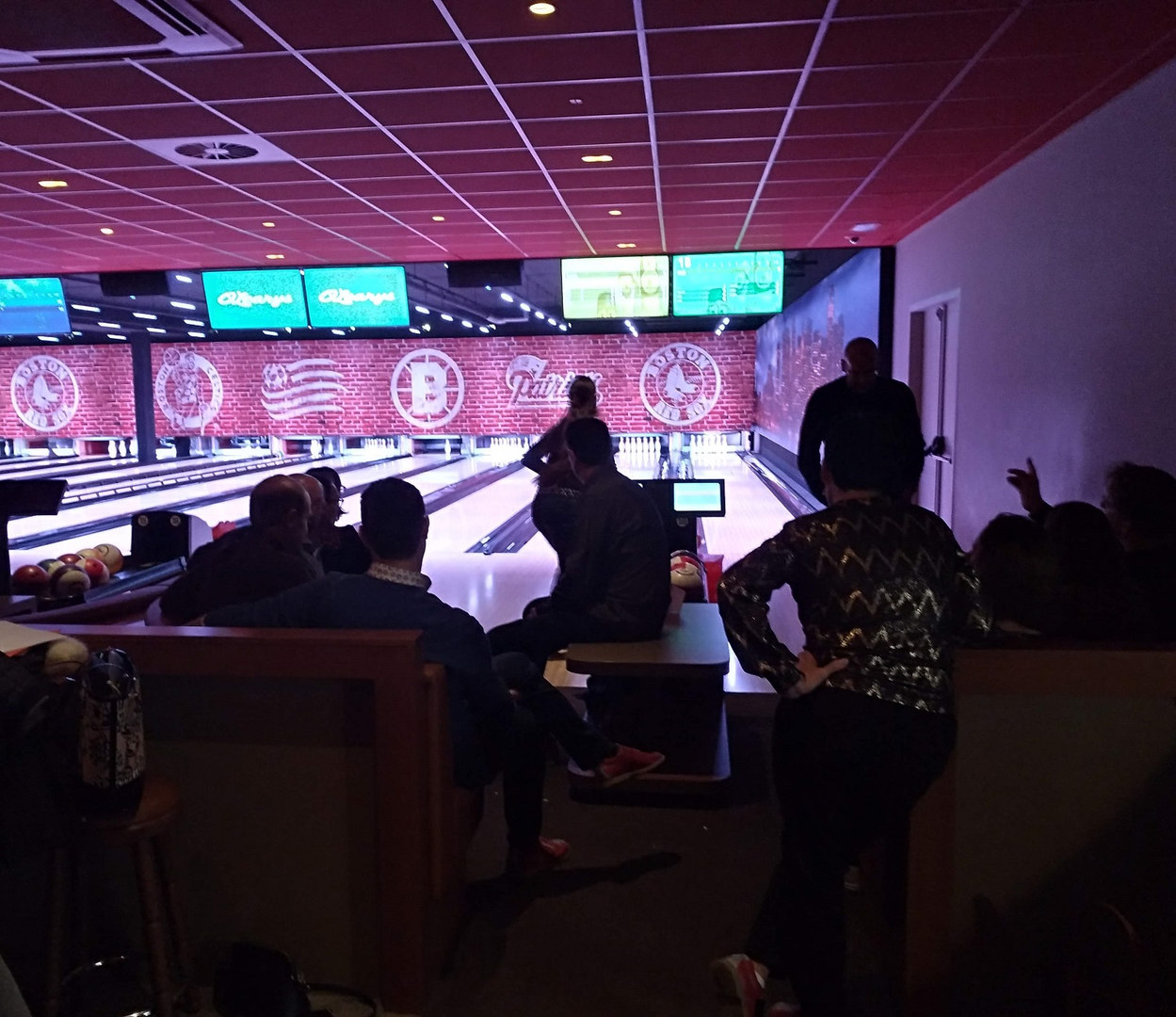 Bowling in Gent