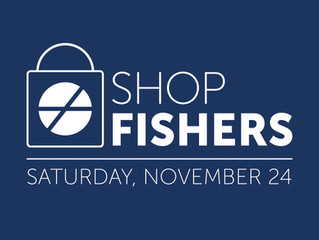 Shop Small, Shop Fishers!