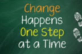 bigstock-Change-Happens-One-Step-1037356
