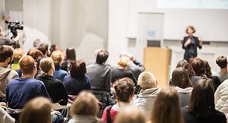 bigstock-Female-Speaker-Giving-Presenta-