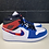 Thumbnail: Air Jordan 1 Mid Multi-Color Swoosh