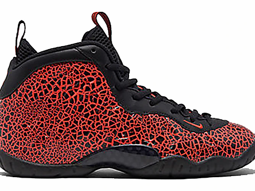 Nike Air Foamposite One Cracked Lava (GS)