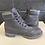 "Thumbnail: Timberland 6"" Fabric Boots Black Camo"