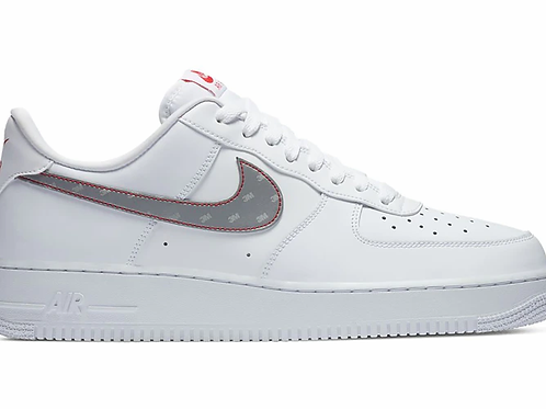 Nike Air Force 1 Low 3M Swoosh White