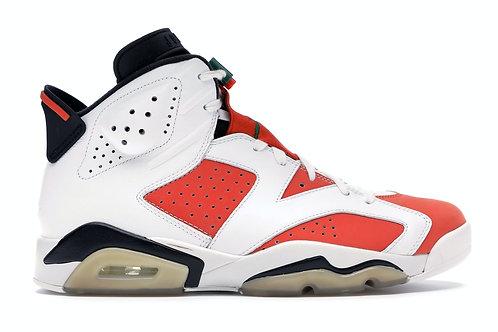 Jordan 6 Retro Gatorade Like Mike White