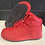 Thumbnail: Nike Air Force 1 High University Red Black