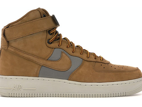 Nike Air Force 1 High Premier Beef and Broccoli Pack Wheat