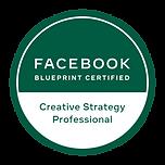 Facebook Blueprint Certified Creative St