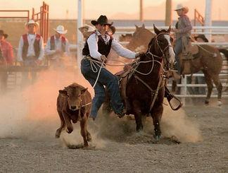 Zanen Pitts at UMWestern Fall Rodeo 2011